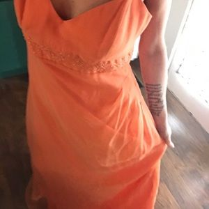 Mori Lee Prom Dress Size 13/14